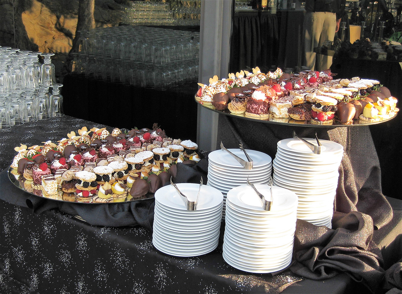 palm springs caterer